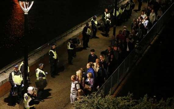 شاهد بالصور.. هجمات لندن ليلة أمس