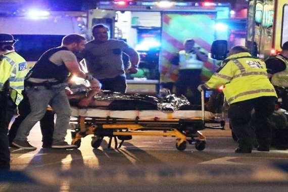 داعش يعلن مسئوليته عن دهس لندن