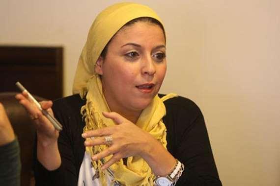 إسراء عبد الفتاح، الناشطة السياسية