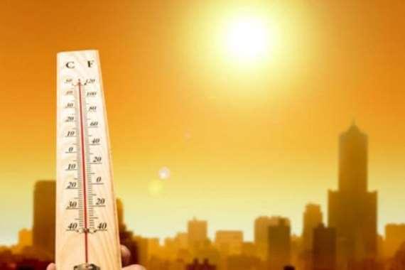 درجة الحرارة تشعل النار في مصر