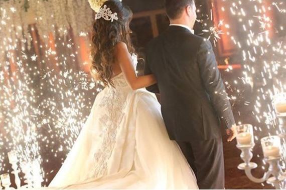 صورة حفل زفاف يتحول إلى مأتم.. ما حدث صادم (صور)