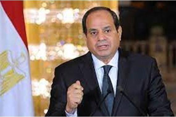 صورة السيسي: موقف مصر ثابت من أمن واستقرار السعودية