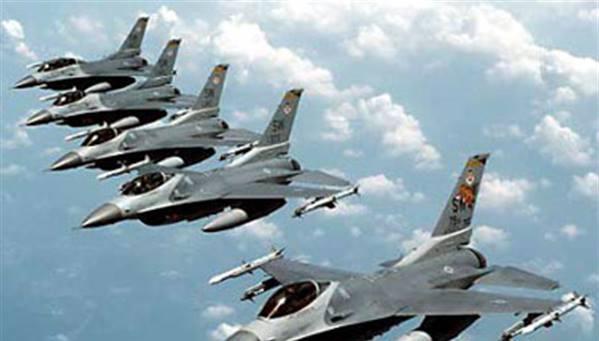 طائرات أمريكية قصفت حلب