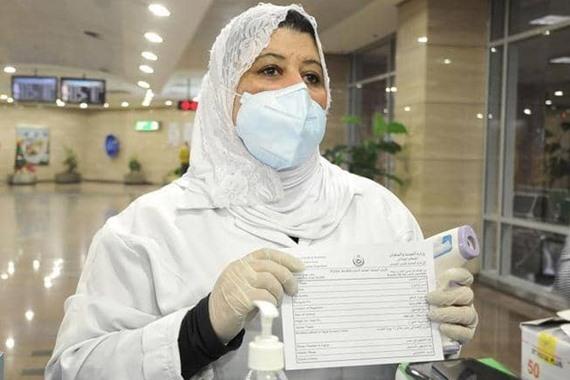 صورة تسجيل أكثر من خمسة آلاف إصابة جديدة بكورونا في الأردن