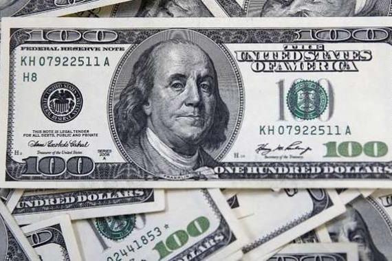 صورة سعر الدولار في المعاملات الصباحية