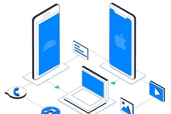 صورة ما هو تطبيق Wodershare MobileTrans