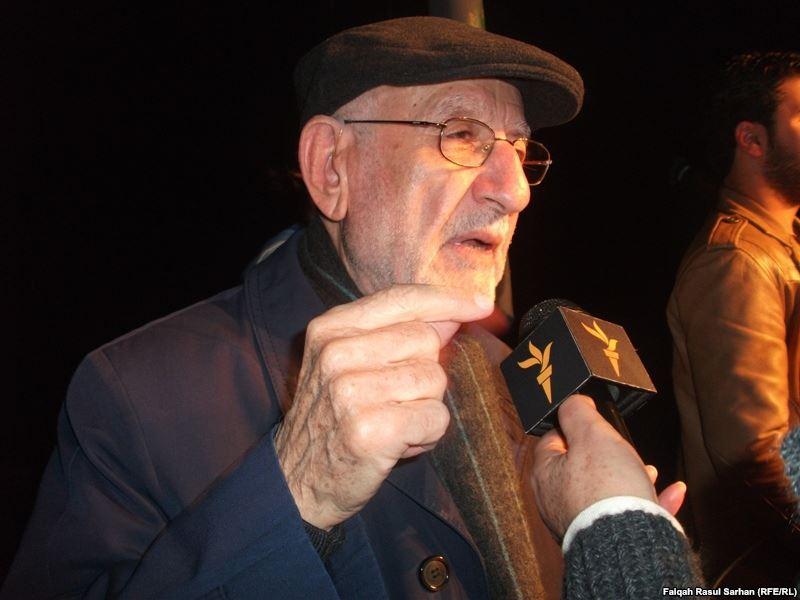 وفاة الفنان العراقي يوسف العاني عن عمر 89 عامًا
