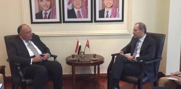 إتفاق مصري أردني باستئناف محادثات القضية الفلسطينية