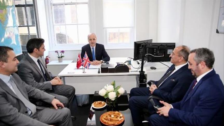 تركيا: علاقاتنا مع روسيا لا تعني قطع العلاقات مع الغرب