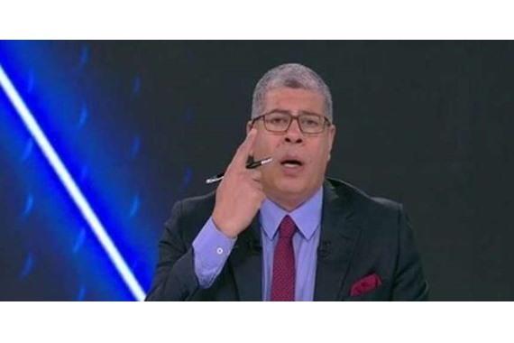 صورة شوبير منفعلا: بذمتكم اللي حصل امبارح دا مش حاجة تتجن؟