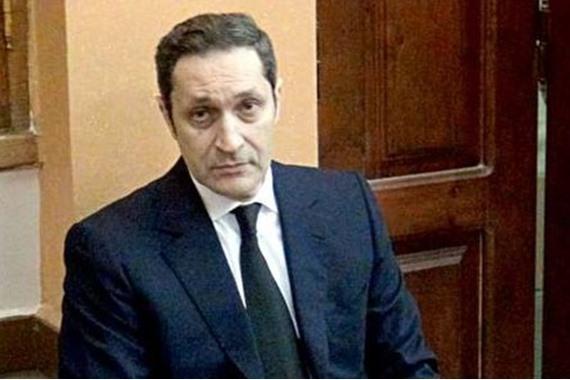 صورة علاء مبارك يرد على جابر القرموطي: هبل وهري
