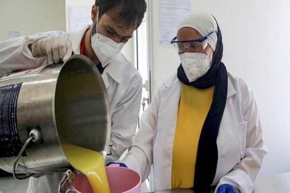 صورة تعالج هذه الأمراض.. أغلى صابونة في العالم من لبن الحمير تُصنّع بدولة عربية (صور)