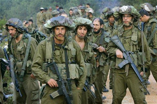 """الجيش الاسرائيلى بـ""""كرش"""""""