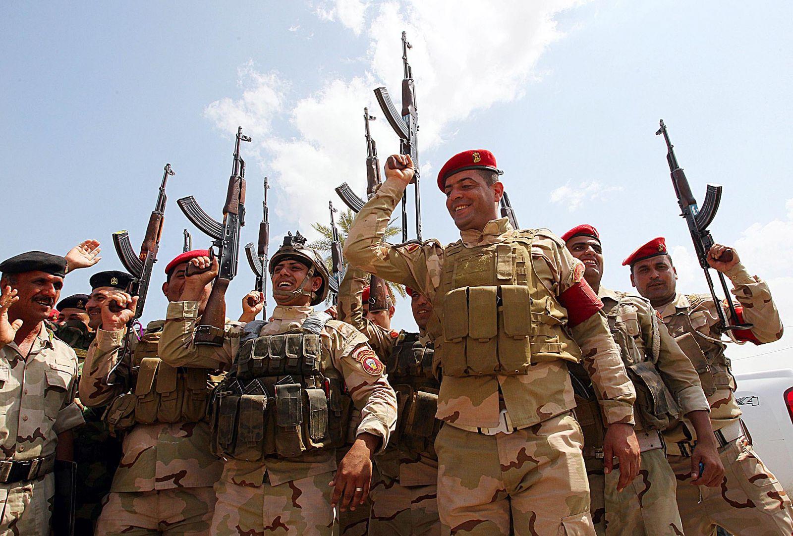 """القوات العراقية تحرر مطار الموصل من """"داعش"""""""