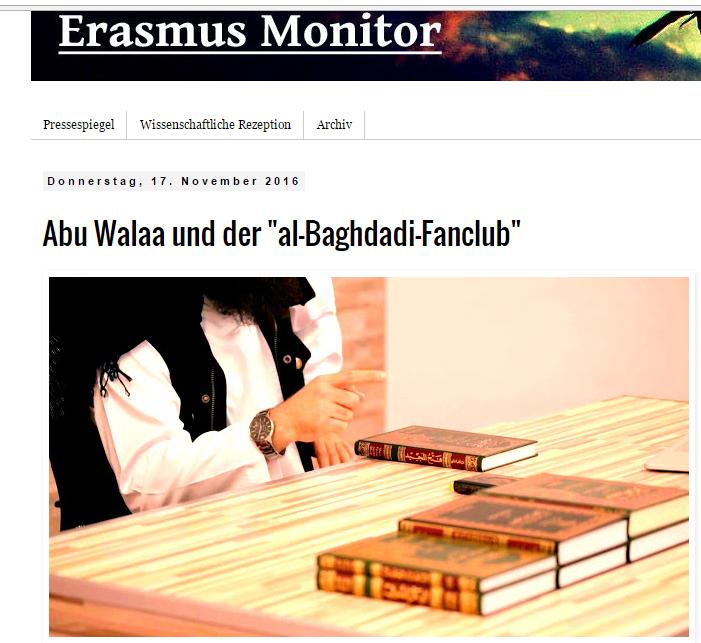 ألمانيا تبحث عن «الواعظ بلا وجه»