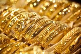 الذهب يرتفع مجددا ليسجل 550 جنيهاً للجرام