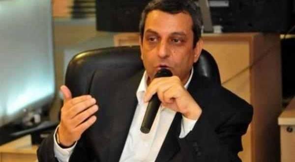يحيي قلاش يلتقي صحفيي الأهرام لعرض برنامجه الانتخابي