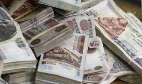 إحباط تهريب نقود مصرية بحوزة راكبة بمطار القاهرة