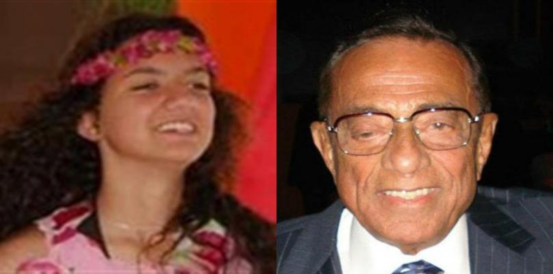 اليوم.. الحكم في تمكين زوج حفيدة حسين سالم من رؤية ابنته