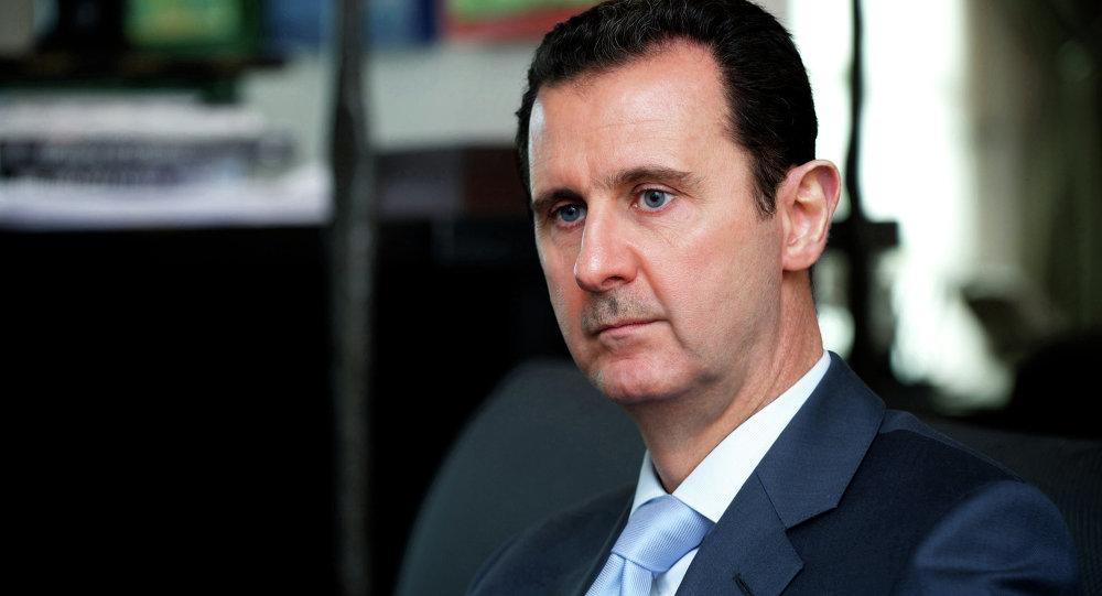 أنباء عن إصابة بشار الأسد بجلطة دماغية