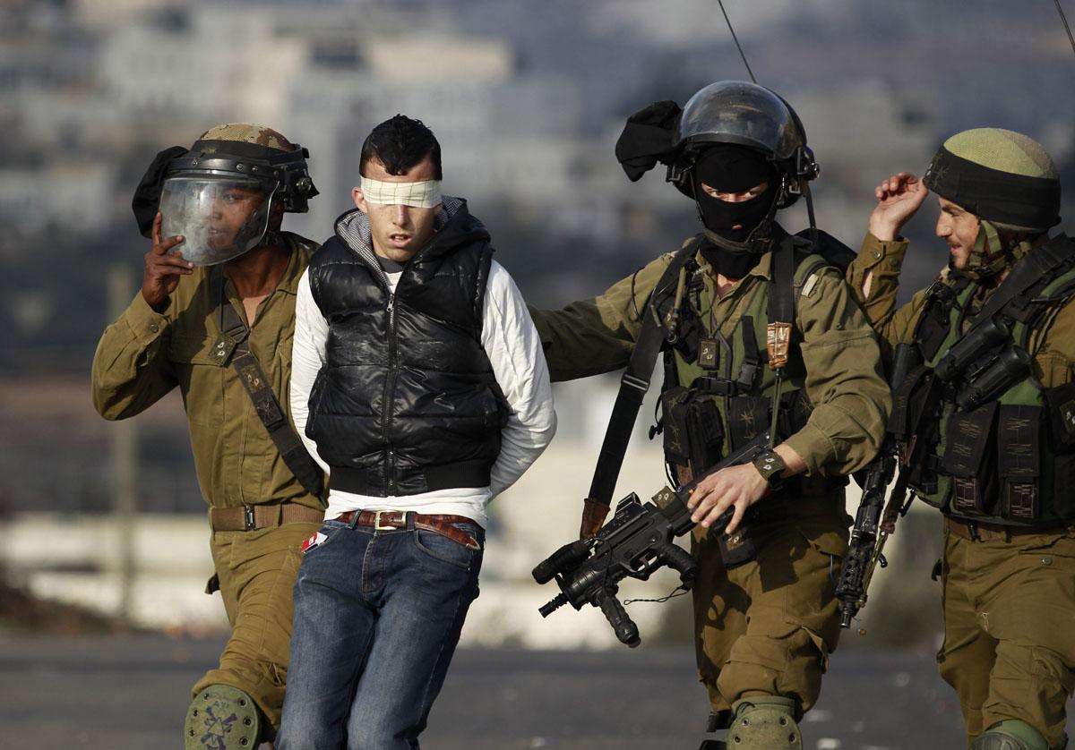 الاحتلال ينفذ 500 حالة اعتقال في فلسطين