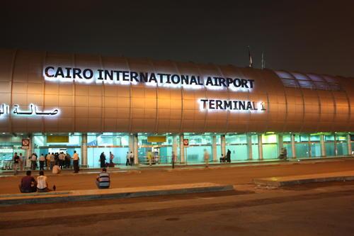 ضبط ساعات مرصعة بالألماظ في مطار القاهرة