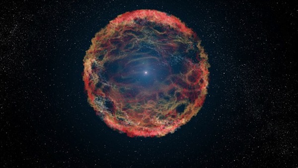 نجم جديد سيولد في السماء عام 2022