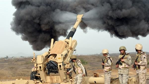 الجيش السعودي يصد هجوماً للحوثيين على الحدود