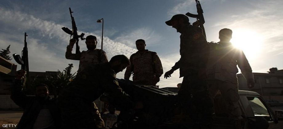"""مجهولون يخطفون مسئول بحكومة الوفاق""""فى ليبيا"""
