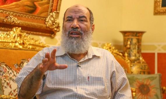 """ناجح إبراهيم لـ""""النظام"""": القبض على النساء سوأة"""