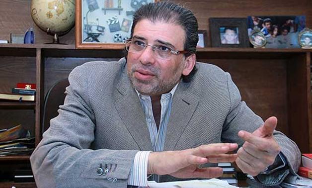 بالفيديو.. خالد يوسف: أخذوا مني عينة دم في النيابة