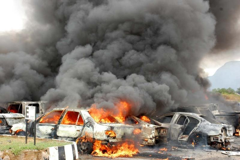 مقتل 3 أشخاص في تفجير سيارة مفخخة ببغداد