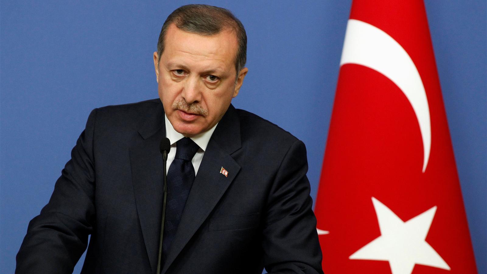 """""""اردوغان"""" يعلن السيطرة على """"الباب السورية """"من """"داعش"""""""