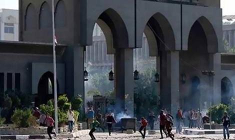 غدًا.. الحكم في إعادة محاكمة 16 متهمًا في أحداث العنف بجامعة الأزهر