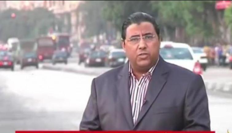 النيابة: حبس محمود حسين صحفي الجزيرة لـ «نشر الفتنة»
