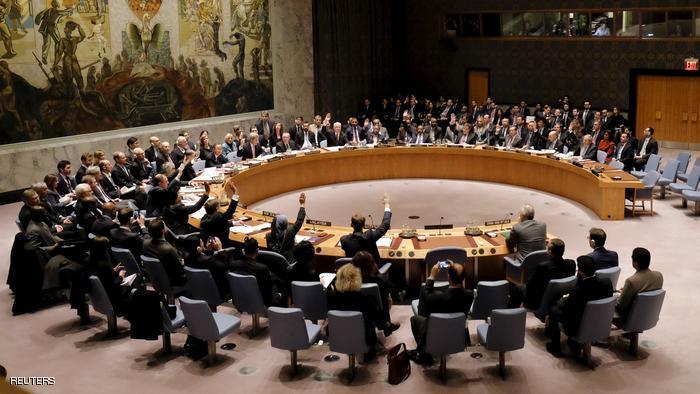 مجلس الأمن يتبنى قرارًا ضد الاتجار بالبشر