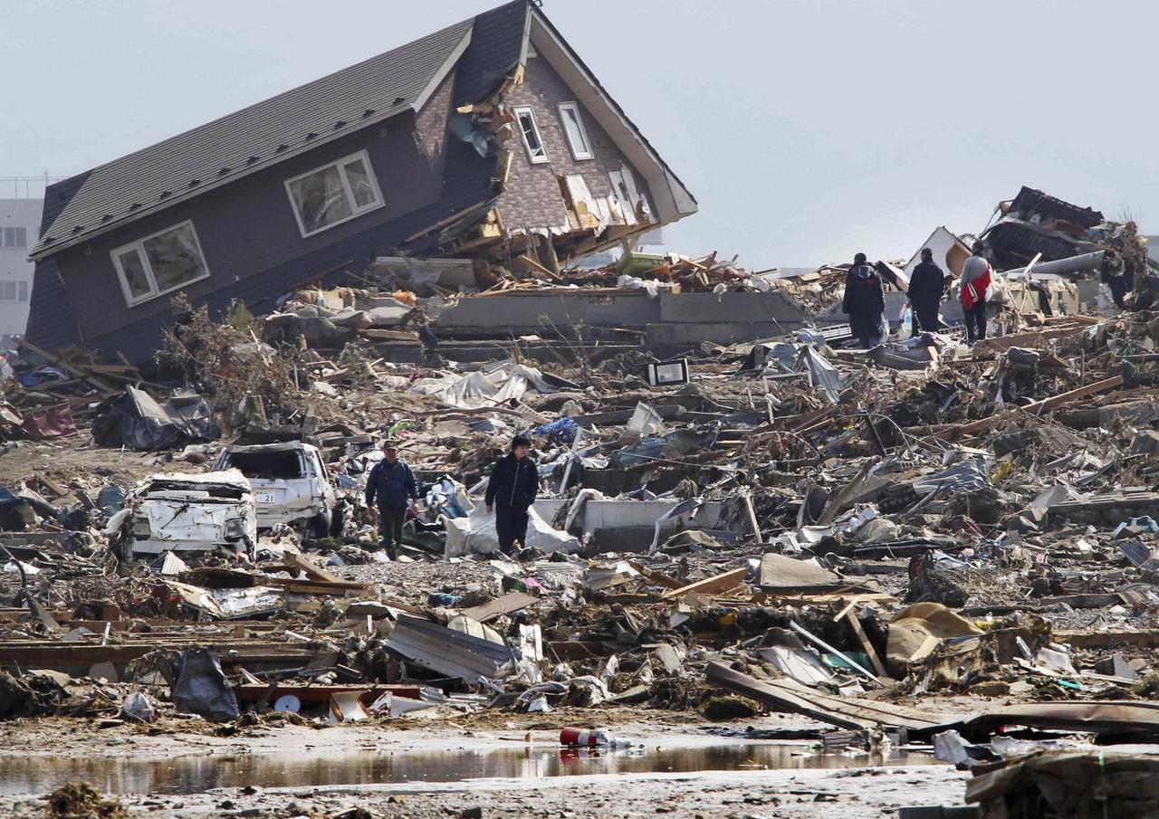 زلزال بقوة 5,2 ريختريضرب طوكيو