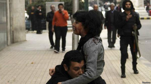 بدء محاكمة قاتل شيماء الصباغ