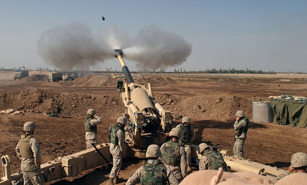 اندلاع حرب الخليج الأولى