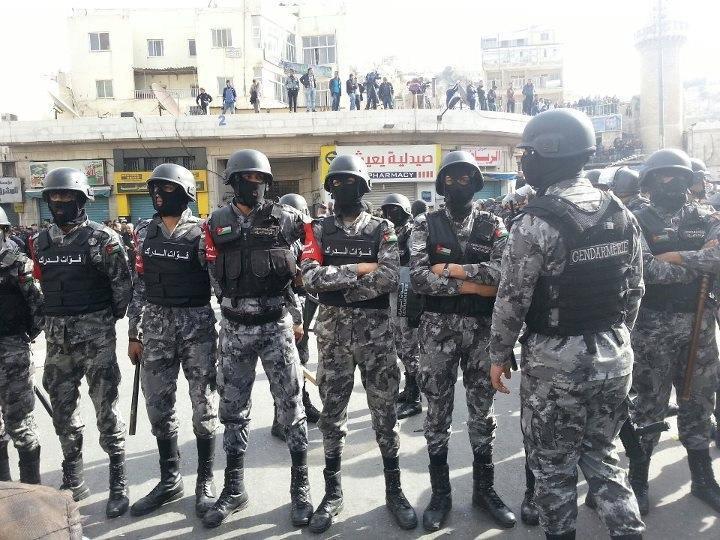 الأردن.. مقتل 4 شرطيين في مداهمات بالكرك