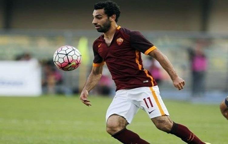 محمد صلاح  أساسيًا مع روما أمام كييفو فيرونا