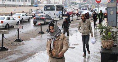 الطقس شديد البرودة.. والعظمى بالقاهرة 16