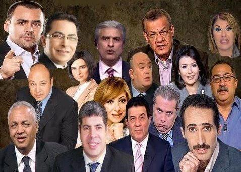 إعلاميو 2016.. سباب وخناقات وتحرش على الهواء