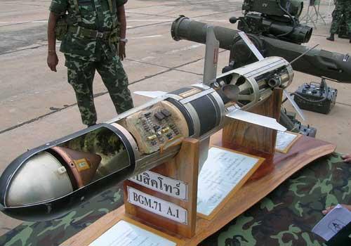 تاو يقلب موازين المعارك ضد الأسد