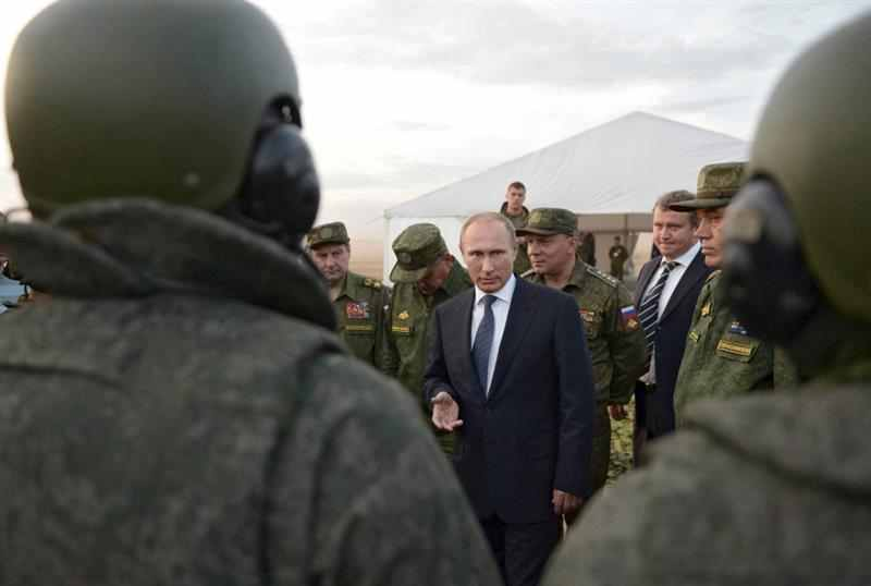 التدخل الروسي في سوريا للدفاع عن الإسلام
