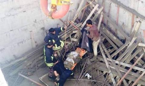 انهيار بئر يتسبب فى وفاة شخص بشمال سيناء