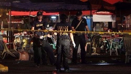 إصابة 16 شخصًا في انفجار كنيسة بالفلبين
