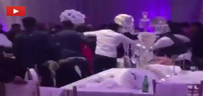 رجل ينتقم من حبيبته يتوزيع صورًا فاضحة لهما بحفل زفافها