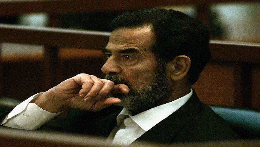 شبح «صدام حسين» يطارد أمريكا