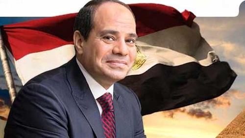 الرئيس عبد الفتاح السيسى يقرار زيادة المعاشات 10%